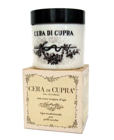 Первый крем Cera di Cupra для сухой кожи в баночке 100 мл.